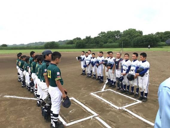 平成30年度 第24回我孫子近隣交流少年野球大会ベスト4進出!!
