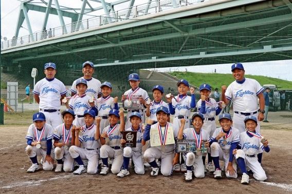 第37回IBA-boys秋季東日本軟式野球大会結果報告